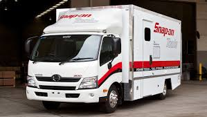 100 Truck Tools New Hinos The Of Choice For Snapon Auto Moto Japan