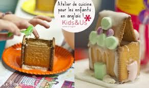 atelier cuisine enfants un atelier de cuisine en anglais pour les enfants le créatif fr