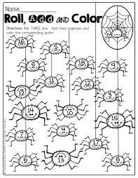 Halloween Multiplication Worksheets Coloring by Best 25 Halloween Math Ideas On Pinterest Halloween Math