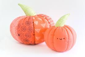 Pumpkin Patch Reno by Free Pumpkin Pillow Sewing Pattern