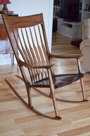 Sam Maloof Rocking Chair Class by Sculpted Rocker U2013 The Wood Whisperer Guild