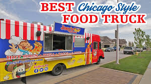100 Chicago Food Trucks Joeys Red Hots BEST FOOD TRUCK YouTube