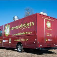Namaste Atlanta - Atlanta Food Trucks - Roaming Hunger Introducing The Slutty Vegan Atlantas Oneofakind Food Truck Atlanta National Day Klm Travel Guide New American Cuisine 5 Hpots Truckshere At Last Jules Rules Home Where Are Metro Trucks Southern Doorway Your Go Fly A Kite World Festival Shark Tank Cousins Maine Lobster Scoopotp Stock Photos Images 10 You Must Grab Bite At Gafollowers