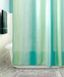 Blue Ombre Curtains Walmart by Blue Ombre Curtains Shower Curtain Blue Green Shower Curtain