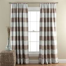 Striped Curtain Panels 96 by Alston Ivory Grey Curtain Panels In Curtains Crate And Barrel