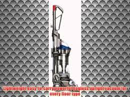 Dyson Dc33 Multi Floor Vacuum by Dyson Dc33 Multi Floor Upright Bagless Vacuum Blue Youtube