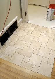 enjoyable travertine white porcelain bathroom floor tile ideas as