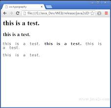 letter spacing to 2px in HTML and CSS