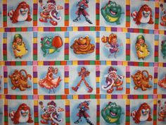 Hasbro Candyland Board Game Character Blocks By PiccoliPlayhouse 795