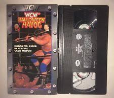 Halloween Havoc 1997 Hogan Fan wcw halloween havoc 97 vhs 1998 ebay