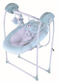 Electronic Baby Swing Bed Baby Crib Baby Cot With Music And Net