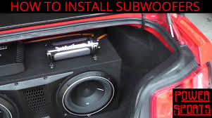 How To Install Subwoofers In A Ford Mustang - Part 2 - Wiring The ... The Best Budget Subwoofer 38 Fresh Truck Bed Liner Spray Boxsprings Bedden Matrassen Best Car Subwoofer Brands Top 10 Pick Speakers 2016 Reviews Amazoncom Audiobahn Tq10df 1200w Shallow Mount Budget Subwoofers Under 50 And 100 4 Great Buys In 2019 Bass Head Subs For Big A Tight Space Specific Bassworx Of 2018 Quality And Enclosures 20 Seat Ultimate Guide Rated Component At Crutchfieldcom 10inch