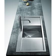 Stainless Steel Utility Sink With Right Drainboard by Megabai Bai 1237 48