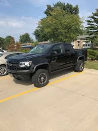 Level Kit - ZR2 - Chevy Colorado & GMC Canyon