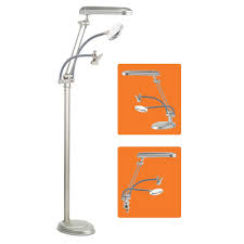 Ottlite Floor Lamp Instructions by Ottlite K94cp3 3 In 1 Adjustable Height Craft Floor Lamp With