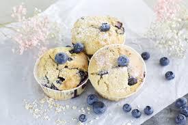 blaubeer joghurt muffins tipps zum gesunden backen