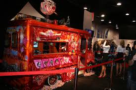 100 Lowrider Ice Cream Truck 2011 SEMA Six Vehicles Definitely Not Best In Show