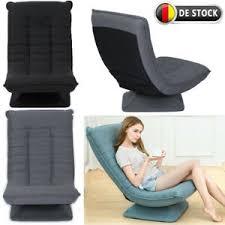 details zu drehbar relax sofa liege liege ruhesessel wohnzimmer faltbar lounger stuhl chair