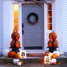Outdoor Halloween Decorations Diy by 50 Cool Outdoor Halloween Decorations 2012 Ideas Family Holiday