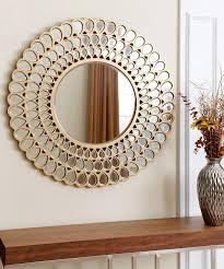 Popular Decorative Wall Mirrors Cute Art Regarding Prepare 10