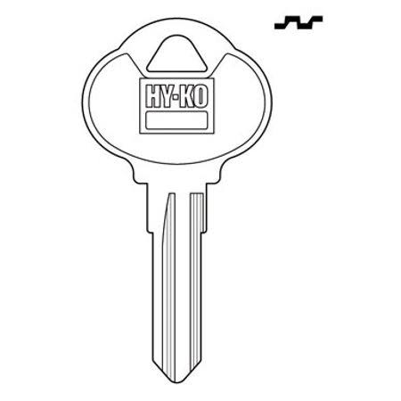 Hy-Ko Products 1573H Blank Key