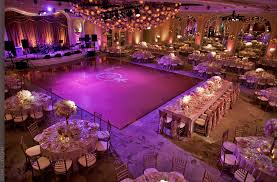 Romantic Pretty Purple Wedding Decor Style Interior