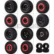 100 Truck Rims 4x4 US 1992 20 OFFNEW ENRON 4PCS Bead Lock Short Course Tire Tyre Wheel Rim Hub 12MM HEX FOR Fit 110 110 Traxxas Slash VKAR 10SC HPIin