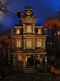 Lemax Halloween Village Displays by Dept 56 Lemax Spooky Town Halloween Village Display Flickr