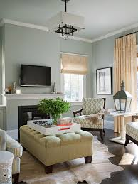 27 blue gray walls living room gray sectional with blue accents
