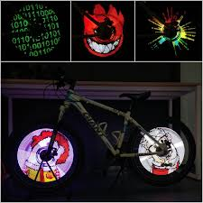 Buy XuanWheel Cycplus Bike Wheel Lights line at GEECR