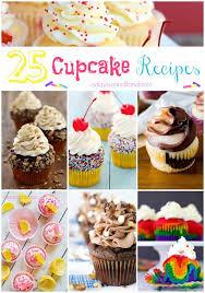 Over 25 Gourmet Cupcake Recipes