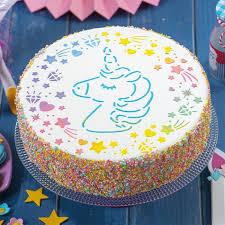 decora unicorn stencil 25cm da 9270929