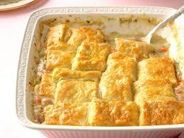 100 Buttermilk Food Truck Biscuit Ham Potpie Recipe Taste Of Home