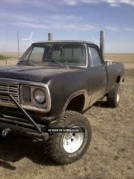Lifted 1975 Dodge Ram Nos Dodge Truck 51978 Mopar Lil Red Express Faceplate Bezel 1975 Dodge Pickup Wiring Diagram Improve Junkyard Find D100 The Truth About Cars Ram Charger Gateway Classic 501dfw Power Wagon 4x4 Dnt 950 Big Horn Other Truck Makes Bigmatruckscom Elegant Chevy Diagrams 1972 Images Free Mohameascom 1989 W150 Rumble Bee And My W100 Ramcharger Dodge Truck For Sale Bighorn Pinterest Trucks Trucks 1952 Electrical Schematics