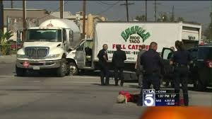 100 Taco Truck Pasadena Stolen Taco Truck Hits Bus Full Of Children Propane Tanker In San