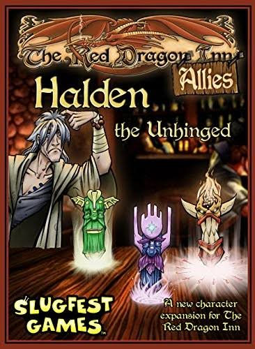 Slugfest Games The Red Dragon Inn Allies Halden The Unhinged Red Dragon Inn Expansion