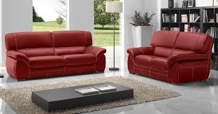 choisir canapé cuir salon angelo cuir vachette ou buffle sur univers du cuir