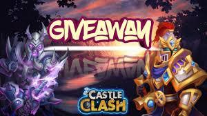 Pumpkin Duke Castle Clash Hack by Castle Clash Account Giveaway 2017 Youtube