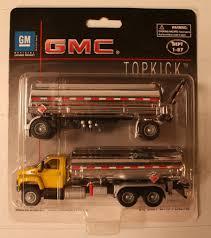 100 Boley Trucks B 004Y GMC Yellow Depart 187 Vehicles Double Tanker PPWA