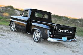 1966 Chevy C10 Stepside: If You Want Success, Try Starting With The ...