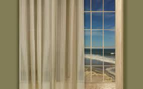 Sheer Curtain Panels With Grommets by Curtains Beautiful Grommet Sheer Curtains Find This Pin And More