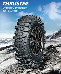 100 Cheap Mud Tires For Trucks 35 105 16 Thruster Bogger