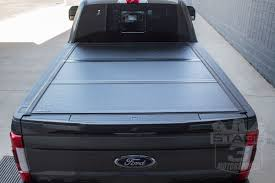 Undercover Flex Tri-Fold Tonneau Cover Installed On Our 2017 Super ... Lund 958173 F150 Tonneau Cover Genesis Elite Trifold 52018 Covers Bed Truck 116 Tri Fold Hard Retrax 2018 Ram Ram 1500 Weathertech Alloycover Pickup Lock Soft For 19942004 Chevrolet S10 6ft Gator Pro Videos Reviews Extang Elegant 2007 2013 Silverado Sierra New For Your Truck The A Hard Trifold With Back Rackextang 44425 Trifecta Amazoncom Tonnopro Hf251 Hardfold Folding 2016 Tacoma 5ft Extang Solid 20 Top 10 Best Trifold In Fold Tonneau Cover