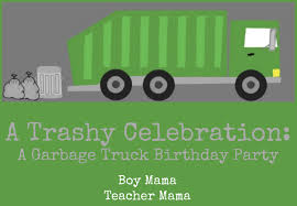 Boy Mama: A Trashy Celebration: A Garbage Truck Birthday Party - Boy ... Dump Truck Baby Shower Invitation Hitachi Eh5000 Aciii Gold 187 Trucks Pinterest Cstruction And Tiaras Sibling Birthday Invitations Printed Invites Heavy Equipment Free Christmas Templates New Party Images Of Garbage Design Lovely Invite Digital Clipart Truck Cement Bulldoser Perfect Mold Card Printable Diy Boy Mama A Trashy Celebration Day The Dead Cam Newton In Car Crash With