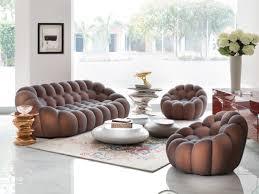 Mah Jong Modular Sofa by Roche Bobois New Delhi India Bubble Sofa Showroom Display
