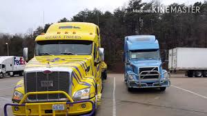 100 Prime Inc Trucking Phone Number Driving In Winter Storm Jonas YouTube