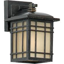 craftsman style outdoor lighting fixtures light fixtures