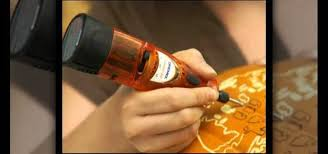 Pumpkin Carving With Dremel by How To Carve A Jack O U0027 Lantern With A Dremel Rotary Tool