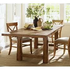 Pottery Barn Dining Room Tables Sets 1