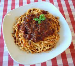 spaghetti bolognese mit zutaten aus der toskana katha kocht